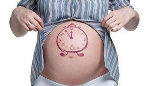 Até quando esperar o bebê nascer
