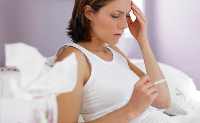 sintomas preocupantes gravidez